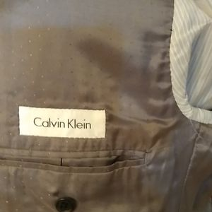 Calvin Klein Suits & Blazers - Men's Calvin Klein suitcoat